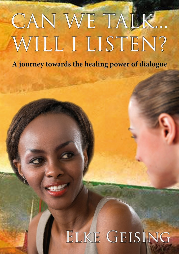 Buy the book  - Can we Talk… Will you Listen?